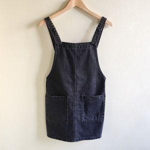 ASOS Denim Jumper Skirt